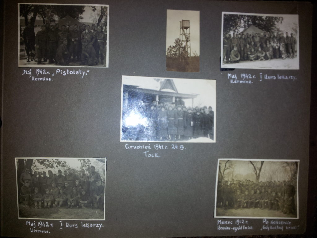 Zdjęcia z wojny Dr. Major Wacław Kessling Podpułkownik Dr. Wacław Kessling – Lekarz- 5 Kresowa Dywizja Piechoty